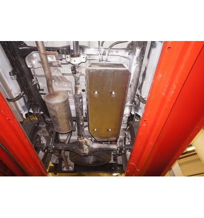Защита топливного бака на Toyota Hilux 24.17ABC