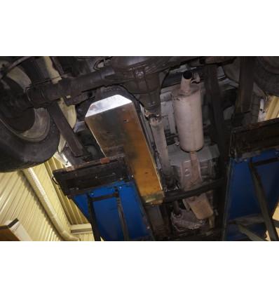 Защита топливного бака на Volkswagen Amarok 26.08ABC
