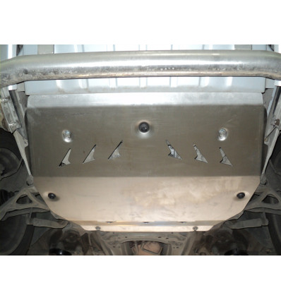 Защита картера двигателя и кпп на Volvo XC90 25.02ABC