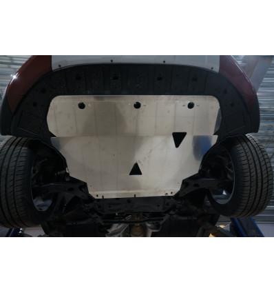 Защита картера двигателя и кпп на Volvo V40 25.04ABC