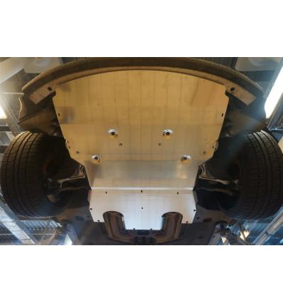 Защита картера двигателя и кпп на Porsche Panamera 36.01ABC