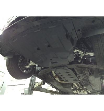 Защита картера двигателя для Infiniti Q50 15.28k