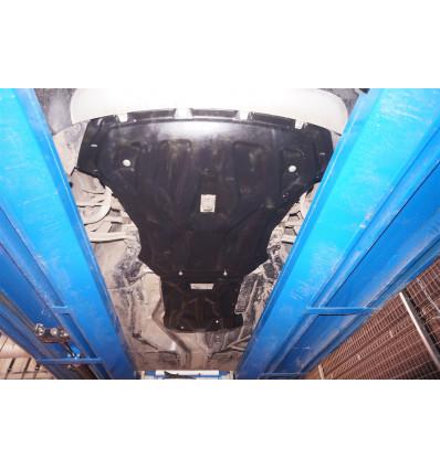 Защита картера двигателя и кпп для BMW X6 34.10k