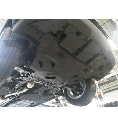 Защита картера двигателя и кпп для Lexus NX 24.20k