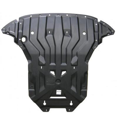 Защита картера двигателя и кпп для Audi Q5 02.01k