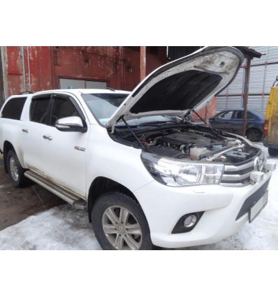Амортизатор (упор) капота на Toyota Hilux KU-TY-HX08-00