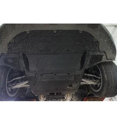 Защита картера двигателя и кпп для Audi A7 02.06k