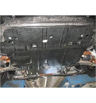 Защита картера двигателя и кпп для Ford Focus 08.03k