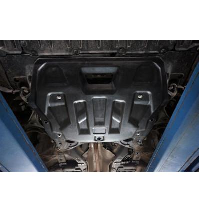 Защита картера двигателя и кпп для Honda Civic 09.09k