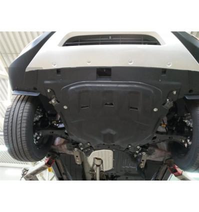Защита картера двигателя и кпп для Honda CR-V 09.31k