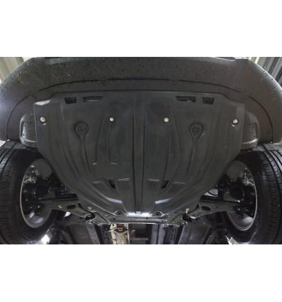 Защита картера двигателя и кпп для Hyundai ix35 10.04k