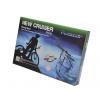Велобагажник на заднюю дверь Peruzzo Cruiser Delux 324