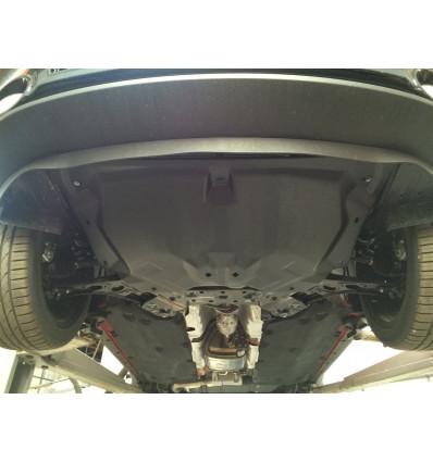 Защита картера двигателя и кпп для Kia Soul 11.26k