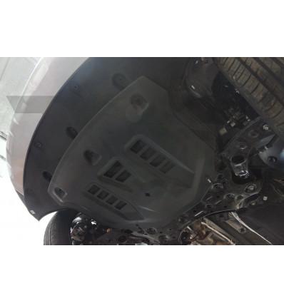 Защита картера двигателя и кпп для Kia Sorento 11.27k