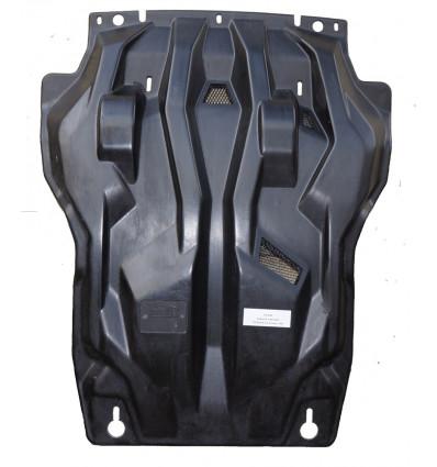 Защита картера двигателя и кпп для Toyota Land Cruiser Prado 150 24.04k