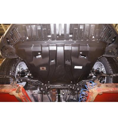 Защита картера двигателя и кпп для Toyota Rav4 24.12k