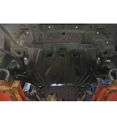 Защита картера двигателя и кпп для Toyota Highlander 24.19k
