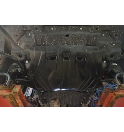 Защита картера двигателя и кпп для Lexus RX 270 24.19k