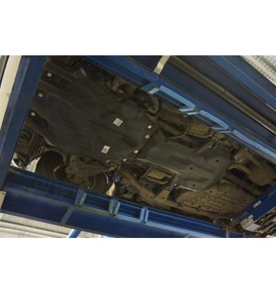 Защита картера двигателя и кпп для Toyota Land Cruiser 200 24.26k