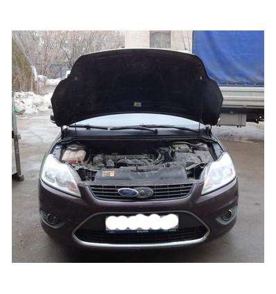 Амортизатор (упор) капота на Ford Focus 2 KU-FD-FS02-00