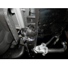 Оцинкованный фаркоп на Mercedes GLE M115C