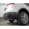 Оцинкованный фаркоп на Nissan Qashqai N054A