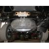 Оцинкованный фаркоп на Lexus GX 460 T065C