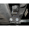 Оцинкованный фаркоп на Subaru Forester S103A