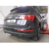Оцинкованный фаркоп на Audi Q5 A046C