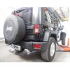 Оцинкованный фаркоп на Jeep Wrangler J008A