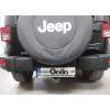 Оцинкованный фаркоп на Jeep Wrangler J008C
