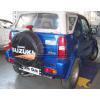 Оцинкованный фаркоп на Suzuki Jimny S050C