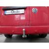 Оцинкованный фаркоп на Volkswagen Caddy V067A