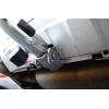 Оцинкованный фаркоп на Volvo XC60 V070C