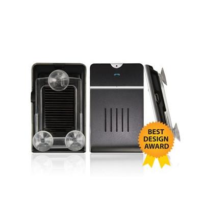 Беспроводная автомобильная гарнитура Bluetooth Solar