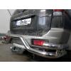 Оцинкованный  фаркоп на Mitsubishi Pajero Sport M057A