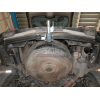 Оцинкованный фаркоп на Toyota Highlander T068C