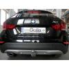 Оцинкованный фаркоп на BMW X1 E84 B018A