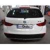 Оцинкованный фаркоп на BMW X1 E84 B018C