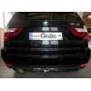Оцинкованный фаркоп на BMW X3 E83 B014C