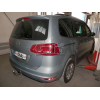 Оцинкованный фаркоп на Volkswagen Sharan S100A