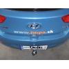 Оцинкованный фаркоп на Hyundai i30 H086A