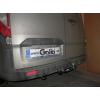 Оцинкованный фаркоп на Ford Transit Custom F124A