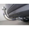 Оцинкованный фаркоп на Renault Fluence R089C