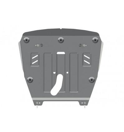 Защита картера и КПП для Nissan X-Trail 15.2827