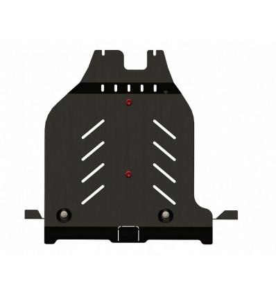 Защита заднего бампера для Nissan X-Trail 15.1670