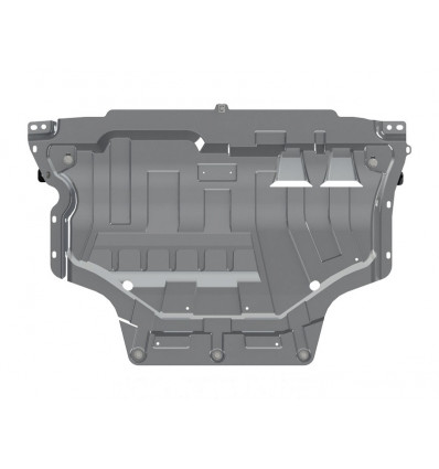 Защита картера и КПП для Skoda Octavia 21.2681