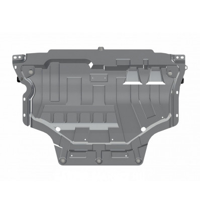 Защита картера и КПП для Volkswagen Passat B8 26.2681