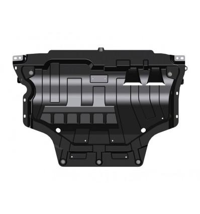 Защита картера и КПП для Volkswagen Golf 7 26.2680