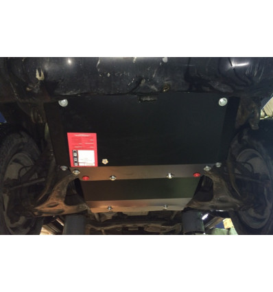 Защита картера для Mitsubishi Pajero Sport 14.0573